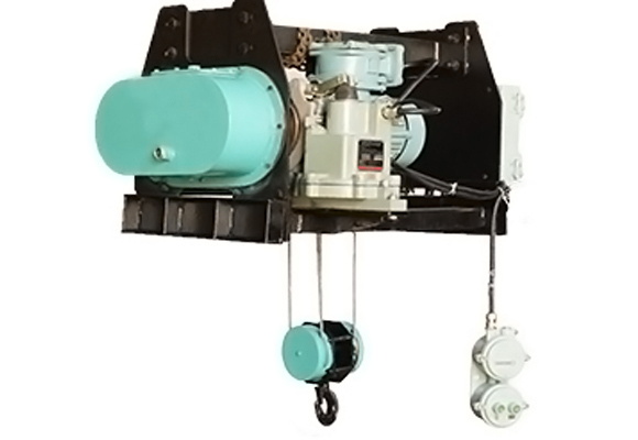 flame proof electric wire rope hoists in india